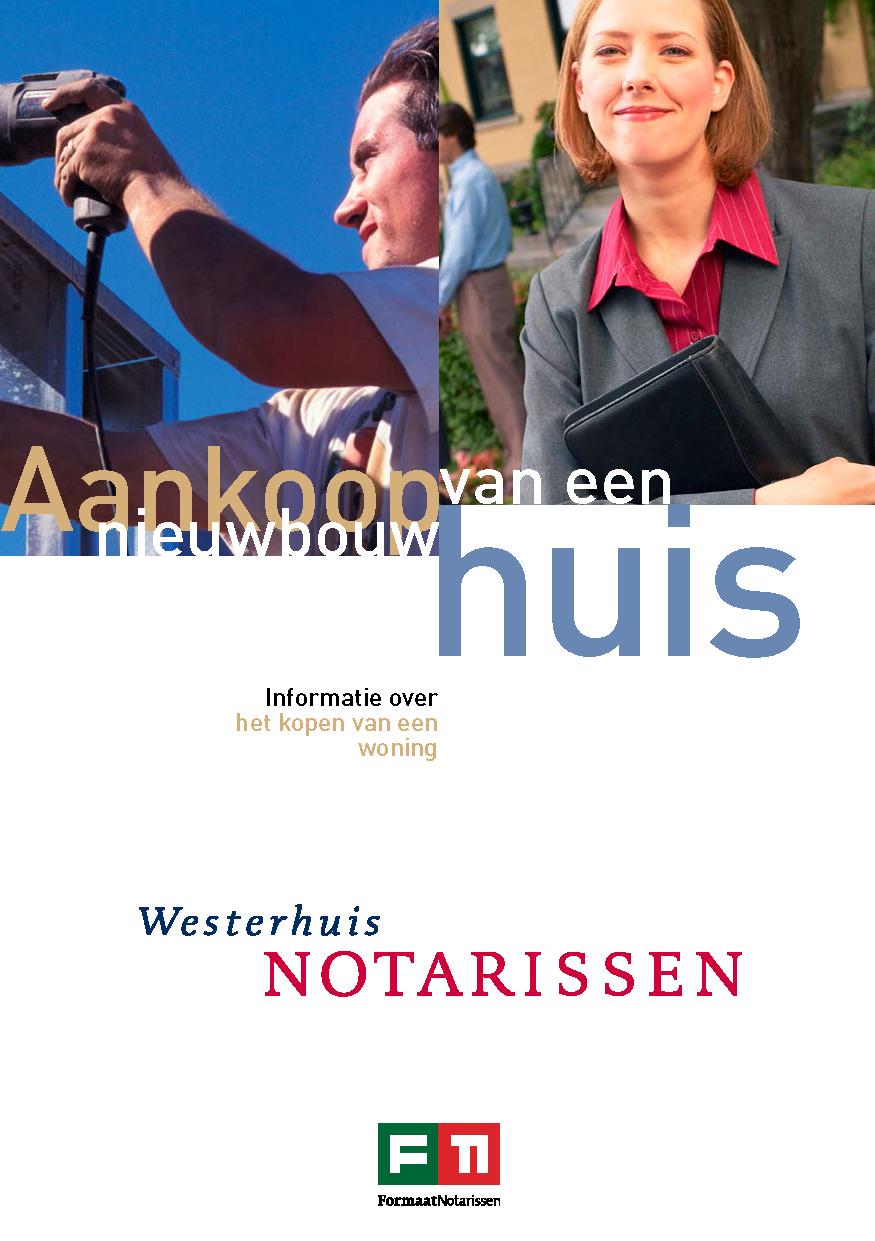 Brochure Aankoop nieuwbouw